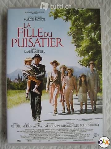DVD La fille du puisatier