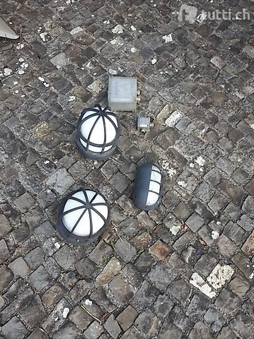 Bodenlampen für draussen