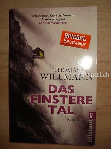"""Taschenbuch """"Das Finstere Tal"""" von Thomas Willmann"""