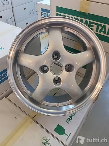 FONDMETAL 5900 silber polished