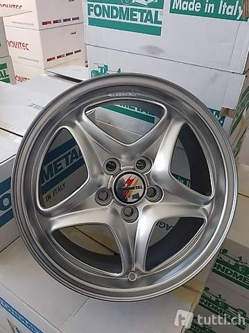 FONDMETAL 6100 6.5J15H2 AUDI - SEAT - SKODA - VW