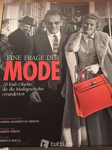 20 Kult Objekte der Mode Hermès Chanel LV ...Buch