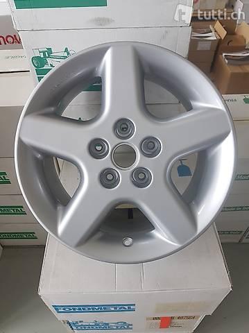 FONDMETAL 4800 7.5x16 silber