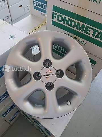 FONDMETAL TOP 2 - 7,5J16H2 - AUDI - RENAULT - VW