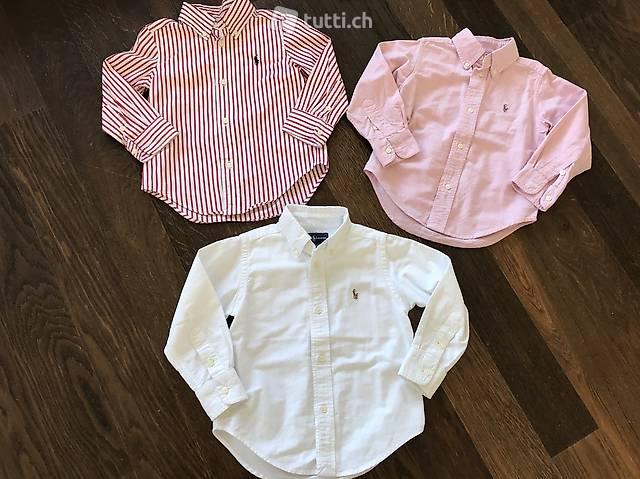 Ralph Lauren Kinder Hemd grösse 2 jahre passen bis 3,5jahre