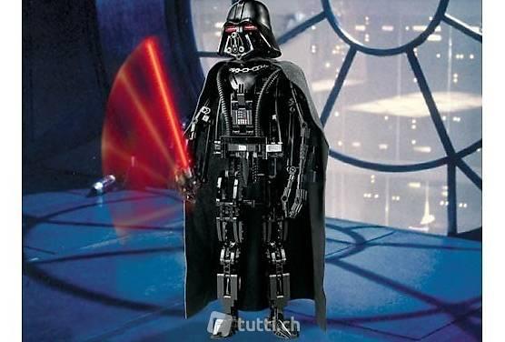 Lego Star Wars Technik 8010 Darth Vader