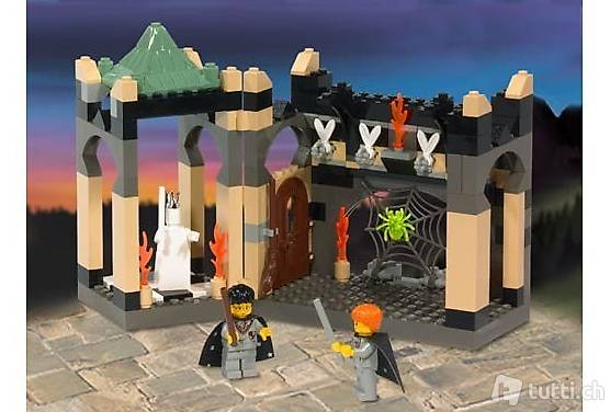 Lego Harry Potter 4704 The Chamber of the winged keys
