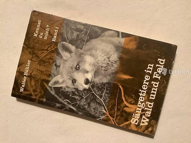 Säugetiere in Wald und Feld