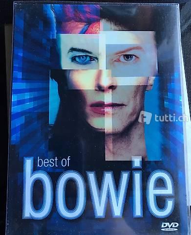 David Bowie Best of DVD