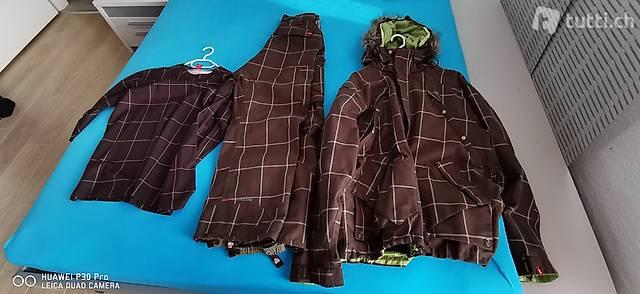 Four Square - Ski / Snowboard Anzug