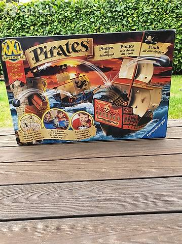 Piratenschiffe