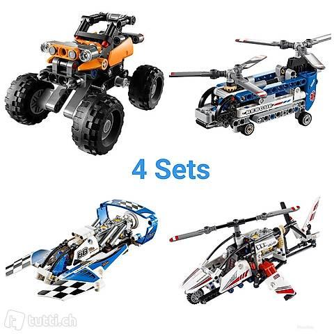 Lego 4x Technik, Set 200530-2