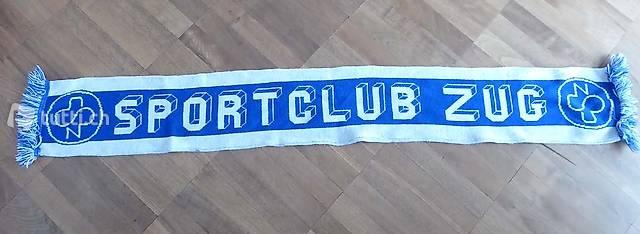 Schal, Fanschal Sportclub Zug