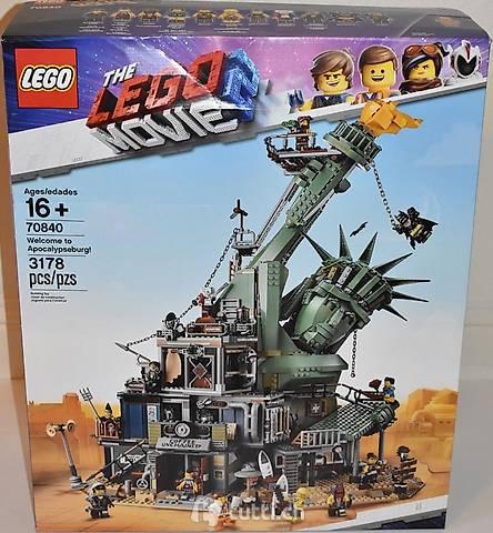 LEGO MOVIE 2 70840 Willkommen in Apokalypstadt NEU OVP