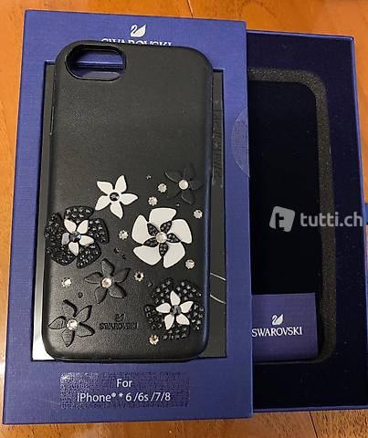 Handyhülle für iPhone 6/6s/7/8 von Swarovski, wie Neu