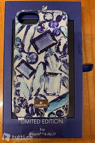 Handyhülle iPhone 7/7s Swarovski Limited Edition