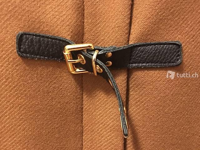 Mantel von ZARA gold, wie neu! in Zürich kaufen tutti.ch