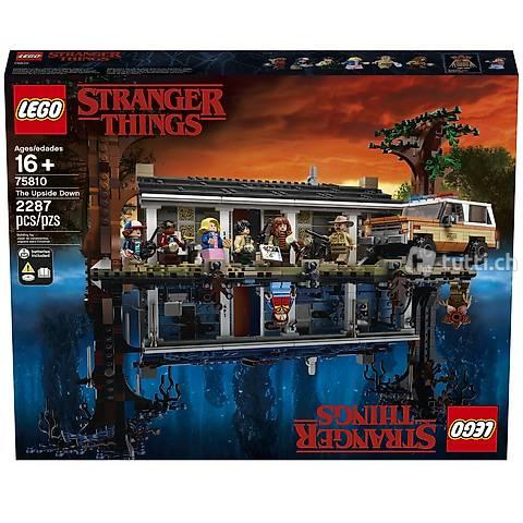 LEGO Stranger Things 75810 Die andere Seite NEU OVP !!!!