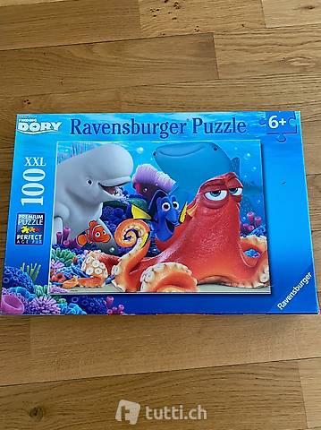 Ravensburger Puzzle, Findet Dori, 100 Teile