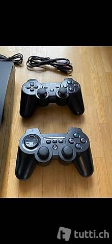 PlayStation 3 / PS 3 mit Controller und 8 top Spielen