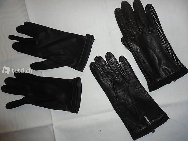 Handschuhe, Damenhandschuhe, edel und fein
