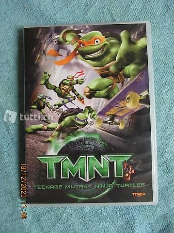 DVD, TMNT TEENAGE MUTANT NINJA TURTLES