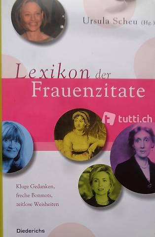 Scheu, Lexikon der Frauenzitate