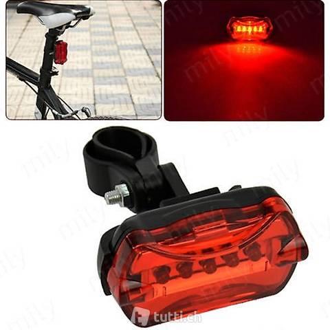 Portofrei Rücklicht Fahrrad Velo Leuchte Lampe