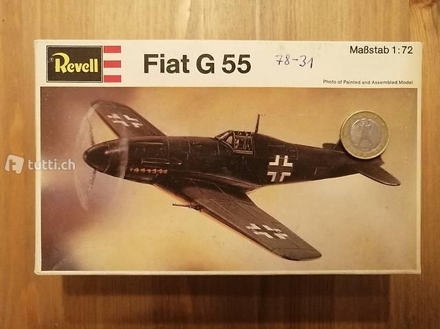 1:72 Revell H-82 - Fiat G 55