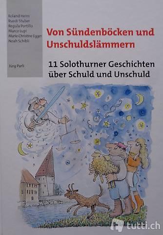 Parli, Von Sündenböcken und Unschuldslämmern Band 6