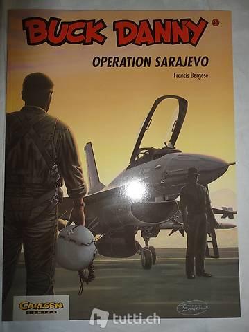 Buck Danny   40,   Operation Sarajevo