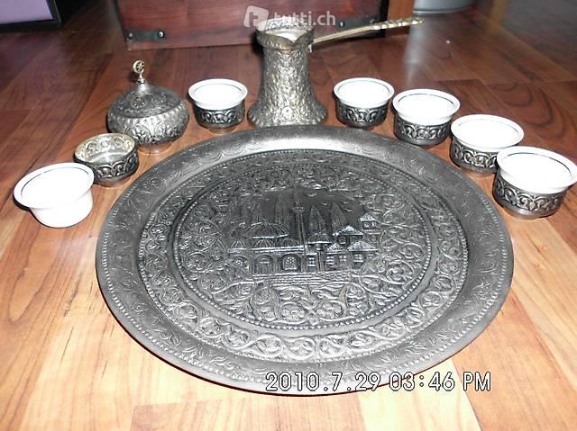 Servizio caffê turco