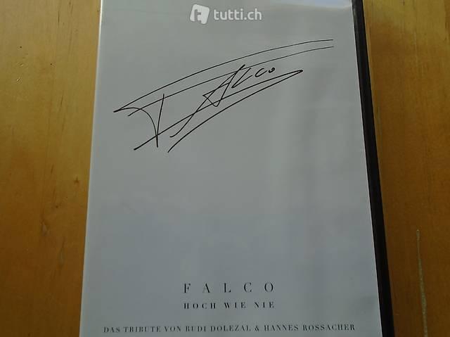 Falco, DVD