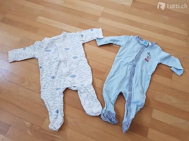 2 Pyjama Gr. 50/56