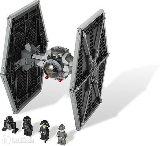 Lego Star Wars 9492 #10 Tie Fighter