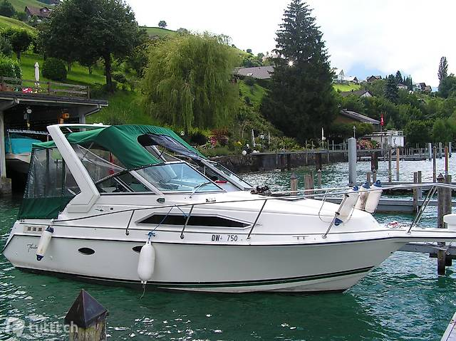 Motorboot Tundercraft