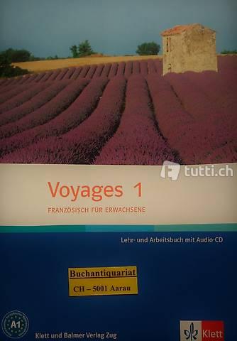 Jambon, Voyages 1 - Französisch für Erwachsene