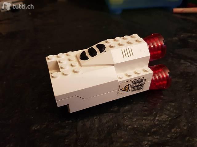 Lego Raketenantrieb mit Licht und Sound