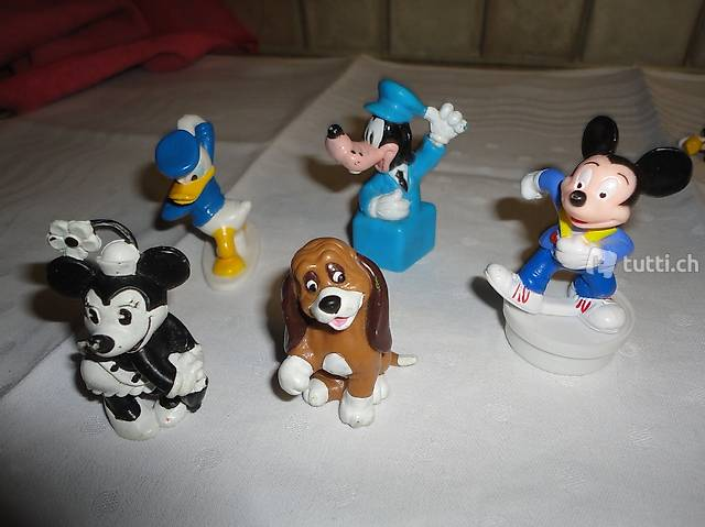 Disney Figuren, DISNEY FIGUREN, Walt Disney