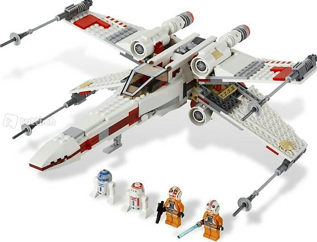Lego Star Wars 9493 X-Wing Fighter #3