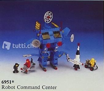 Lego Space Classic 6951 #3 Robot Command Center