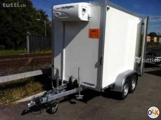 Kühlanhänger Cooler Isoanhänger AZKF 3035/180 3000kg
