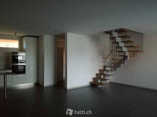 Affittasi appartamento 4,5 locali duplex nuovo a Stabio