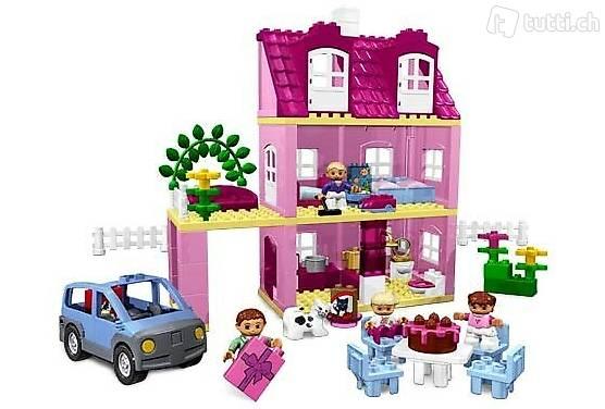 Lego Duplo 4966 Playhouse Wohnhaus Doll House