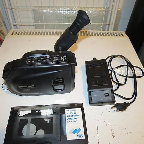 Videokamera 10 fach Zoom