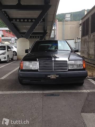 Vendesi mercedes benz E 300 24 occasione 1992