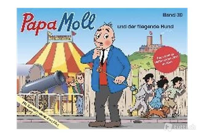 Band 30 Papa Moll und der fliegende Hund