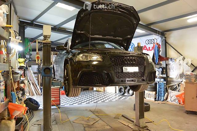 Autoreparatur Tuning Garage Autowerkstatt alle Marken