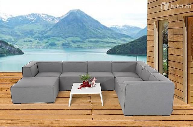 Allwetter Lounge kaufen bei Outdoor-Lounge Schweiz