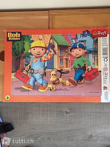 Karton Puzzle 5 Stück